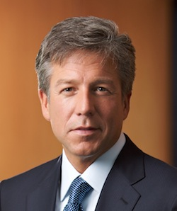 Bill McDermott, CEO de SAP
